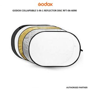 Picture of Godox Collapsible 5-in-1 Reflector Disc RFT-06-6090