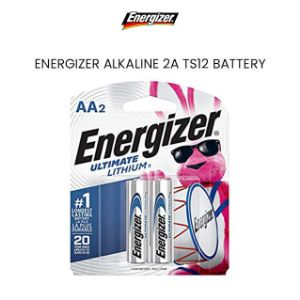 Picture of Energizer Alkaline 2A TS12 Battery