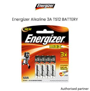 Picture of Energizer Alkaline 3A TS12 Battery