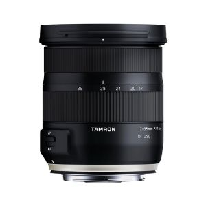 Picture of Tamron 17-35mm f/2.8-4 DI OSD Lens for Canon EF