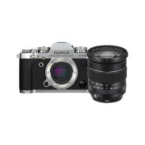 Picture of FUJIFILM X-T3 Mirrorless Digital Camera with 16-80mm Lens Kit (Silver)