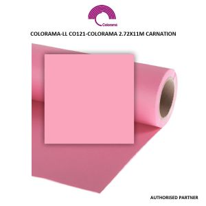 Picture of Colorama Background Paper 2.72 x 11m Carnation