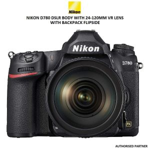Picture of Nikon D780 DSLR Camera with 24-120mm Lens Kit