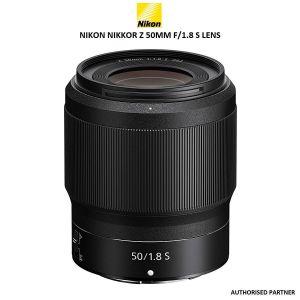 Picture of Nikon Nikkor Z 50mm f/1.8 S Lens