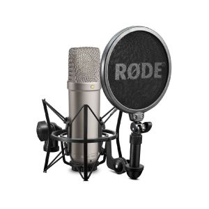 Picture of Rode NT1-A Large-Diaphragm Condenser Microphone