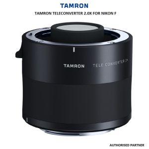 Picture of Tamron Teleconverter 2.0x for Nikon F