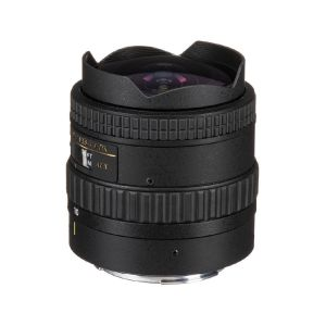 Picture of Tokina 10-17mm f/3.5-4.5 AT-X 107 AF DX Fisheye Lens for Canon