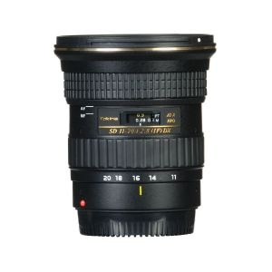 Picture of Tokina AT-X 11-20mm f/2.8 PRO DX Lens for Nikon F