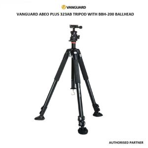 Picture of Vanguard Abeo Plus 323AB Tripod With BBH-200 Ballhead
