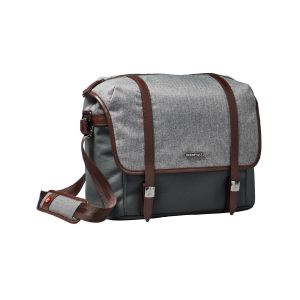 Picture of Manfrotto Windsor Camera Messenger Bag (Medium, Gray)