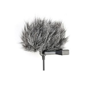 Picture of Saramonic LM-WS Furry Windscreen for Lavalier Microphones (3-Pack)