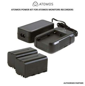 Picture of Atomos Power Kit for Atomos Monitors Recorders
