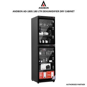 Picture of Andbon AD-180S 180 LTR Dehumidifier Dry Cabinet