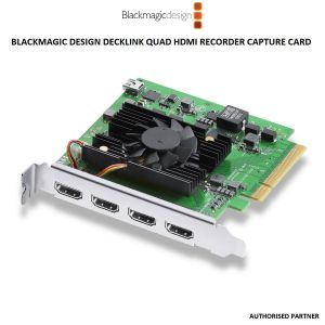 Picture of Blackmagic Design DeckLink Quad HDMI Recorder Capture Card