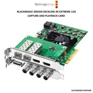 Picture of Blackmagic Design DeckLink 4K Extreme 12G Capture & Playback Card