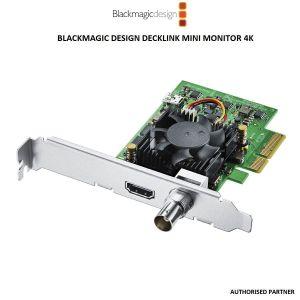 Picture of Blackmagic Design DeckLink Mini Monitor 4K