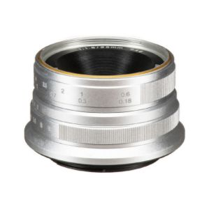 Picture of 7artisans Photoelectric 25mm f/1.8 Lens for Sony E (Silver)