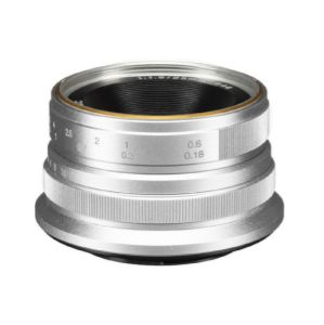 Picture of 7artisans Photoelectric 25mm f/1.8 Lens for Fujifilm X (Silver)