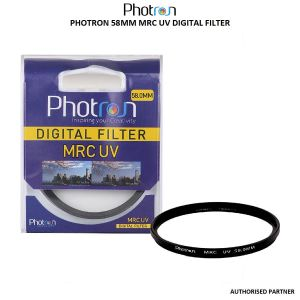 Picture of Photron 58 mm MRC UV Digital Filter Multi Coated