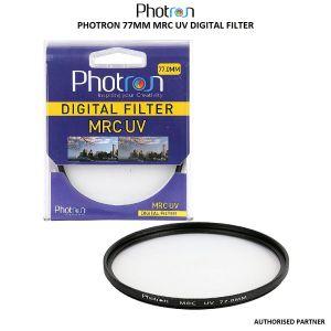 Picture of Photron 77 mm MRC UV Digital Filter Multi Coated