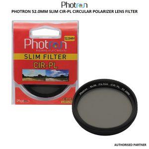 Picture of Photron 52.0MM SLIM CIR-PL Circular Polarizer Lens Filter