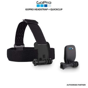 Picture of GoPro Head Strap + QuickClip