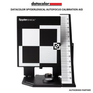Picture of Datacolor SpyderLensCal Autofocus Calibration Aid