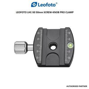 Picture of Leofoto LHC-50 50mm Screw-Knob Pro Clamp