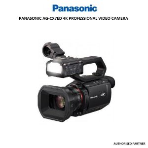 Picture of Panasonic AG-CX7ED 4K Professional Video Camera