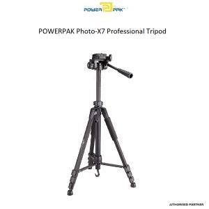Picture of POWERPAK Photo-X7 Professional Tripod