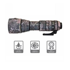Picture of CamArmour Lens Cover for Tamron 150-600mm f/5-6.3 Di VC USD G2 (Tropical Wood-Web)