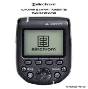 Picture of Elinchrom EL-Skyport Transmitter Plus HS for Canon