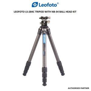 Picture of Leofoto LS-284C Ranger Series Tripod and NB-34 Ball Head Kit