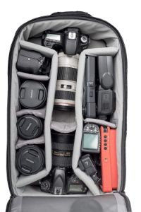 Picture of Vanguard Veo Select 49BF  Photo Video Bag (Black)