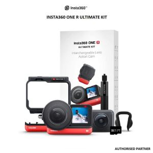 Picture of Insta360 ONE R Ultimate Edition Kit