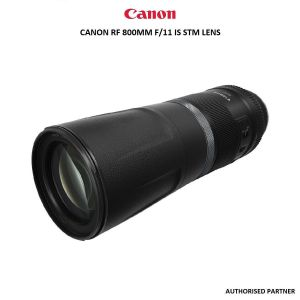 Picture of Canon RF 800mm f/11 IS STM Lens