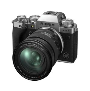 Picture of FUJIFILM X-T4 Mirrorless Digital Camera with 16-80mm Lens (Silver)