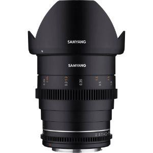 Picture of Samyang 24mm T1.5 VDSLR MK2 Cine Lens (EF Mount)