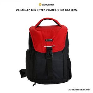 Picture of VANGUARD BIIN II 37RD Camera Sling Bag (Red)