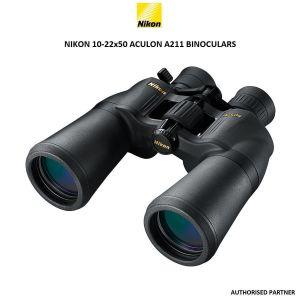 Picture of Nikon Aculon A211 Zoom Model 10-22X50 Binoculars