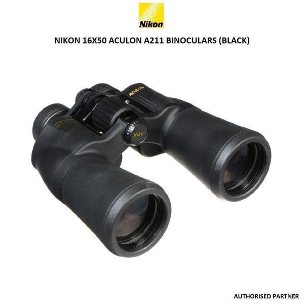 Picture of Nikon 16x50 Aculon A211 Binoculars (Black)