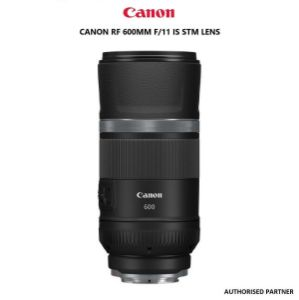 Picture of Canon RF 600mm F/11 IS STM Lens