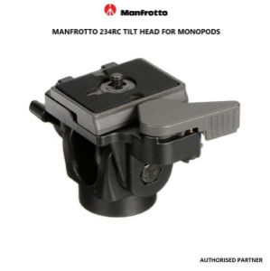 Picture of Manfrotto 234RC Tilt Head for Monopods, with Quick Release