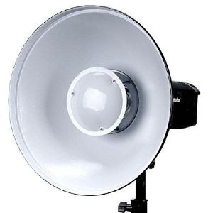 Picture of Godox BDR-W420 Beauty Dish Reflector White 42cm Bowens Mount