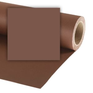 Picture of Colorama 2.72 x 11m Peat Brown