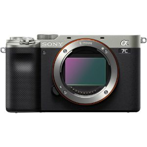 Picture of Sony Alpha a7C Mirrorless Digital Camera (Body Only, Silver)