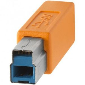Picture of TetherPro USB 3.0 to USB Male B, 15' (4.6m) ORG