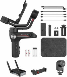 Picture of Zhiyun  WEEBILL-S Transmission Pro Package