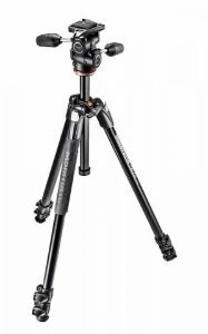 Picture of Manfrotto MK290XTA3-3W 290 Xtra Kit 3 Way Head
