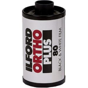 Picture of ILFORD ORTHO 80+ 135 36